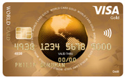 Visa WorldCard Gold