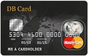 DB Card Prepaid MasterCard