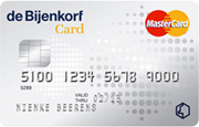 Bijenkorf Mastercard